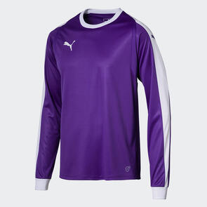 Puma LIGA GK Jersey – Violet/White