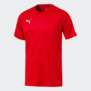 Puma LIGA Jersey Core – Red/White