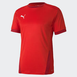 Puma Junior teamGOAL 23 Jersey – Red-Chilli