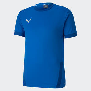 Puma Junior teamGOAL 23 Jersey – Electric-Blue/White