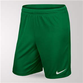 Nike Park Knit Short II – Pine-Green