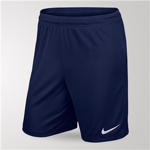 Nike Junior Park Knit Short II – Midnight-Navy