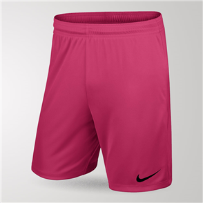 Nike Junior Park Knit Short II – Pink