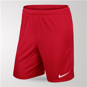 Nike Junior Park Knit Short II – University-Red
