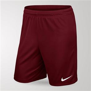 Nike Park Knit Short II – Maroon