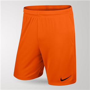 Nike Junior Park Knit Short II – Orange