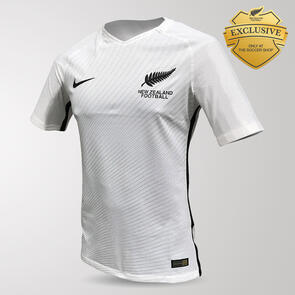 Nike 2016-17 New Zealand Elite Pro Match Home Jersey