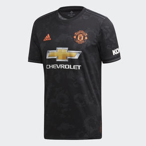 adidas 2019-20 Manchester United Third Jersey