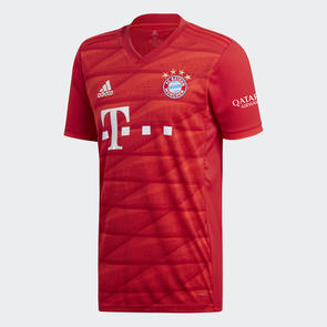 adidas 2019-20 Bayern Munich Home Shirt