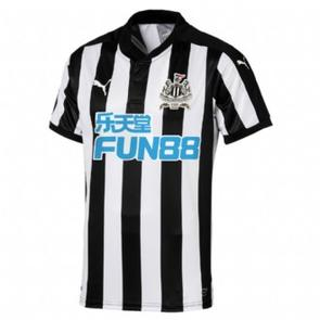 Puma Junior 2017-18 Newcastle United Home Shirt