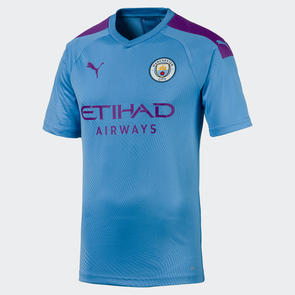 Puma 2019-20 Manchester City Home Shirt
