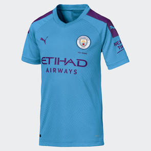 Puma Junior 2019-20 Manchester City Home Shirt