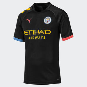 Puma 2019-20 Manchester City Away Shirt