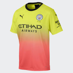 Puma 2019-20 Manchester City Third Shirt