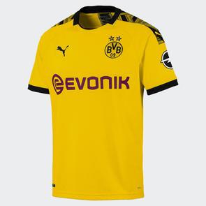 Puma 2019-20 Borussia Dortmund Home Shirt