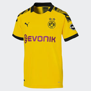 Puma Junior 2019-20 Borussia Dortmund Home Shirt