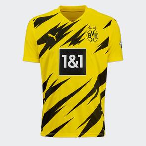 Puma 2020-21 Borussia Dortmund Home Shirt