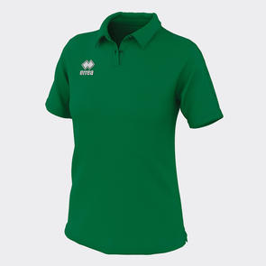 Erreà Women's Shedir Polo – Green