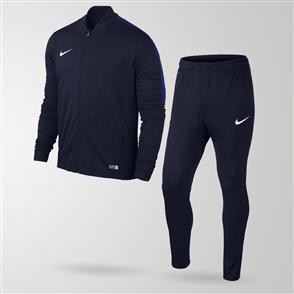 Nike Junior Academy Football Tracksuit – Obsidian/Deep-Royal