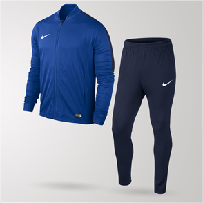 Nike Academy Football Tracksuit – Royal/Obsidian