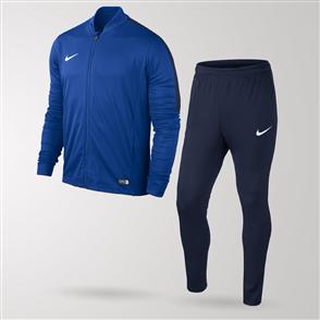 Nike Junior Academy Football Tracksuit – Blue