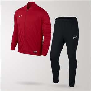Nike Junior Academy Football Tracksuit – Red