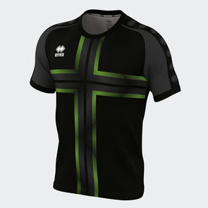 Erreà Parma 3.0 Shirt – Black/Green