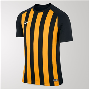 Nike Inter Stripe Jersey – Black/Uni-Gold