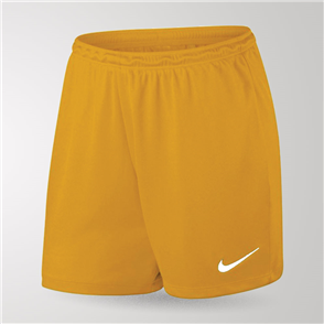 Nike Women's Park Knit II Short – Yellow
