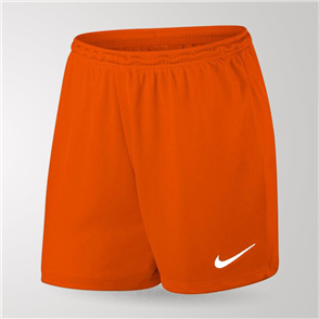 Nike Women's Park Knit II Short – Orange