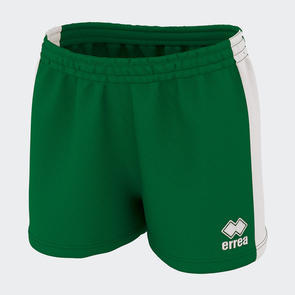 Erreà Women's Carys 3.0 Short – Green/White
