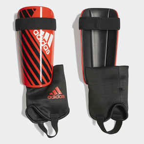 adidas X Club Shin Guards – Active-Red/Black