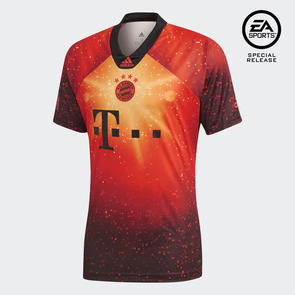 adidas X Bayern Munich EA Sports Digital Fourth Shirt