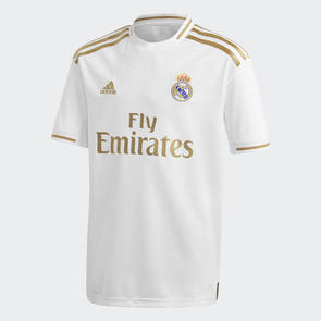 adidas Junior 2019-20 Real Madrid Home Jersey