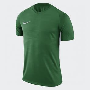 Nike Junior Tiempo Premier Jersey – Pine-Green/White