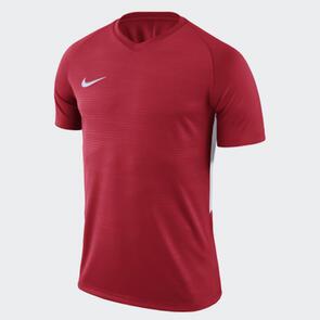 Nike Junior Tiempo Premier Jersey – University-Red