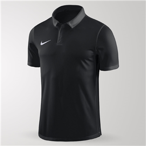 Nike Academy 18 Polo – Black