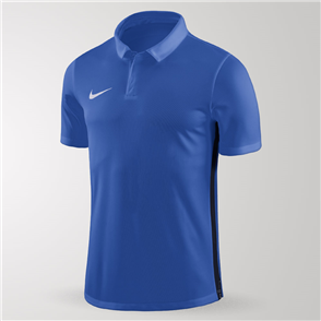 Nike Academy 18 Polo – Royal-Blue/Obsidian