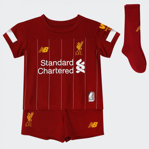 New Balance Infant 2019-20 Liverpool Home Shirt