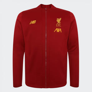 New Balance 2019-20 Liverpool Game Jacket – Red