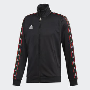 adidas TAN Tape Clubhouse Jacket
