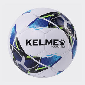 Kelme Vortex 18.2 Ball – White/Blue