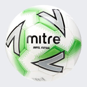 Mitre Impel Futsal Ball – White/Green