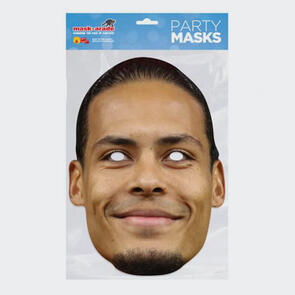 Liverpool Virgil Van Dijk Face Mask