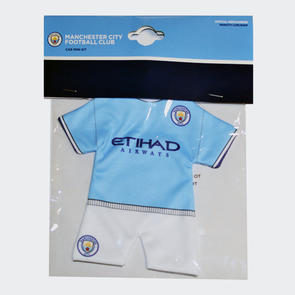 Manchester City Mini Kit Car Hanger