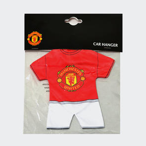 Manchester United Mini Kit Car Hanger