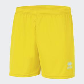 Erreà New Skin Short – Yellow-Fluo
