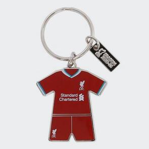 Liverpool Home Kit Keyring