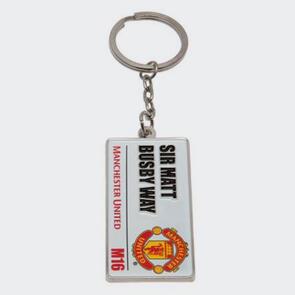 Manchester United Premium Keyring SS