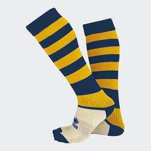 Erreà Zone Socks – Navy/Yellow